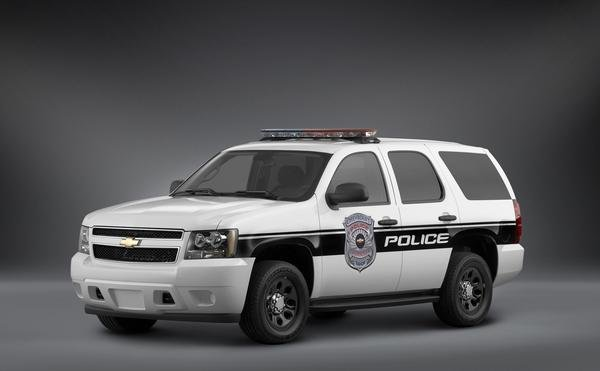 2007 Chevrolet Police Tahoe   car review @ Top Speed