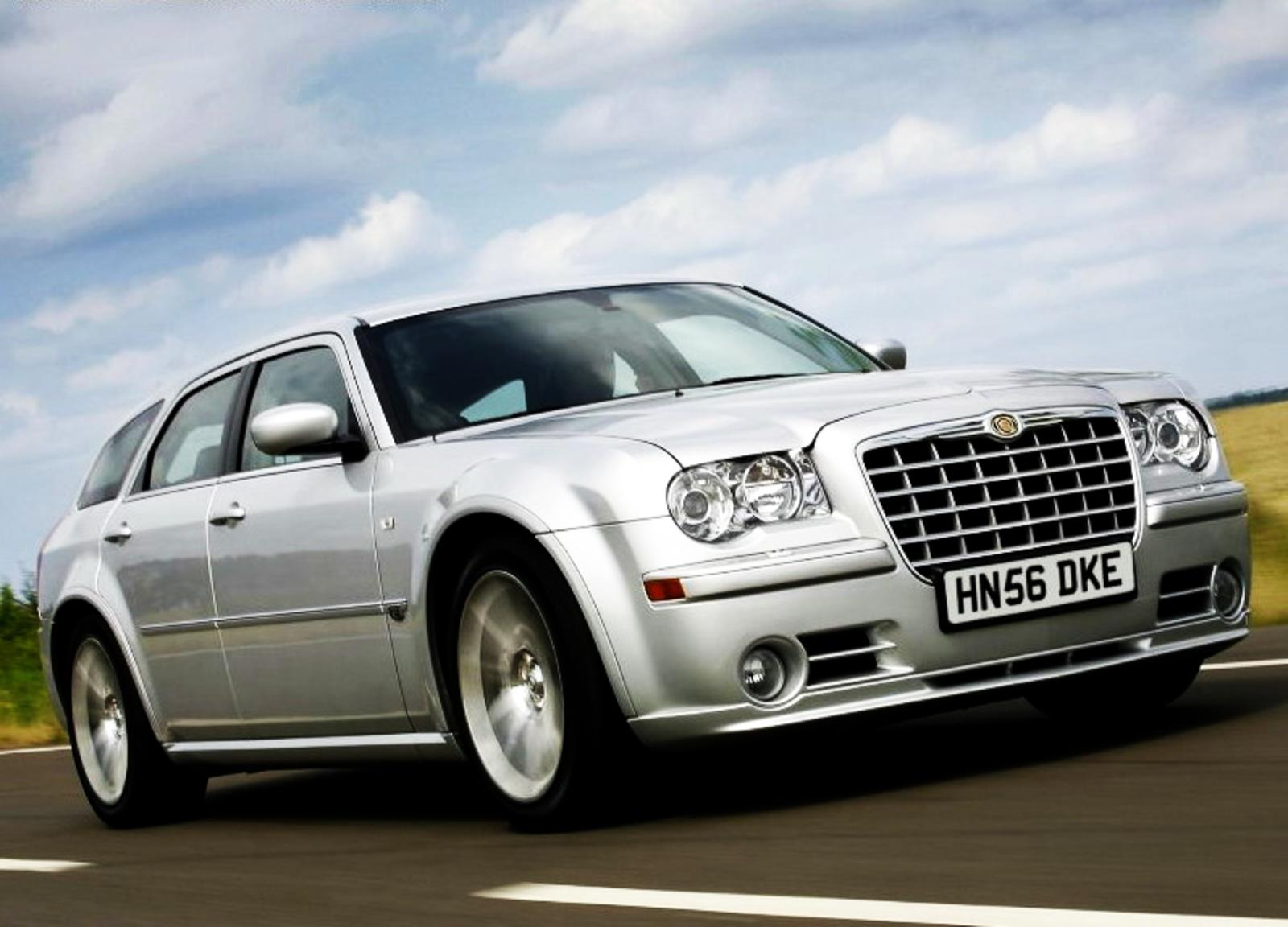 2007 chrysler 300c srt 8 estate review top speed. Black Bedroom Furniture Sets. Home Design Ideas