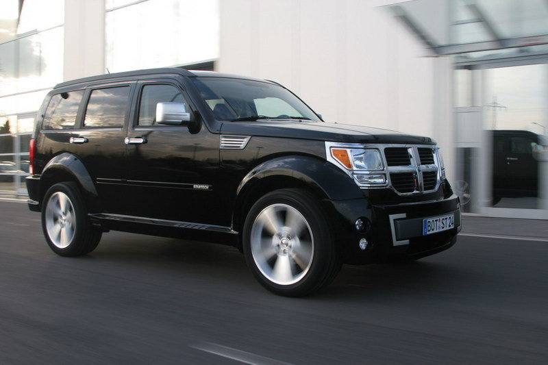 2007 Dodge Nitro by Startech