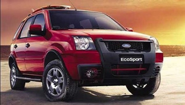 2007 Ford Ecosport Review Top Speed