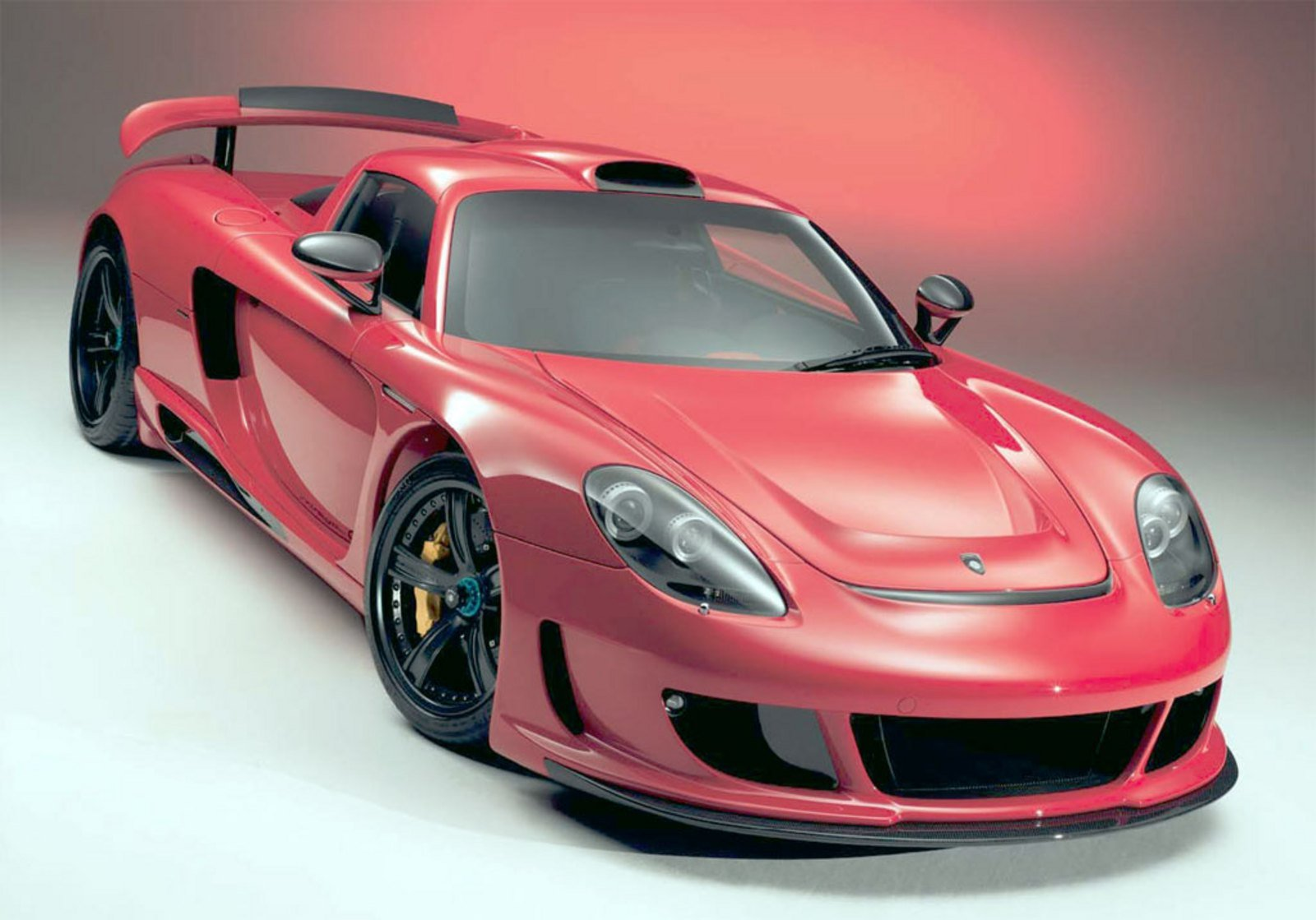 2007 Gemballa Mirage Gt Black Edition Review Top Speed