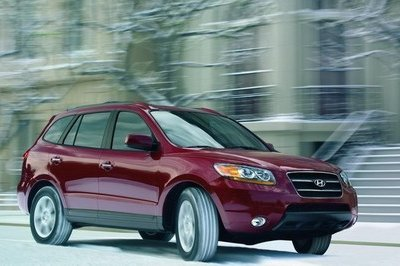 "2007 Hyundai Santa Fe - ""Best SUV of the Year"""