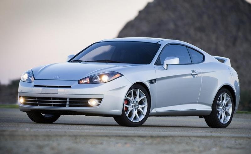 2007 Hyundai Tiburon - prices announced