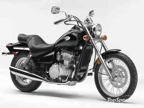 Kawasaki Motorcycles  Kawasaki Vulcan 500 LTD Details and Pictures