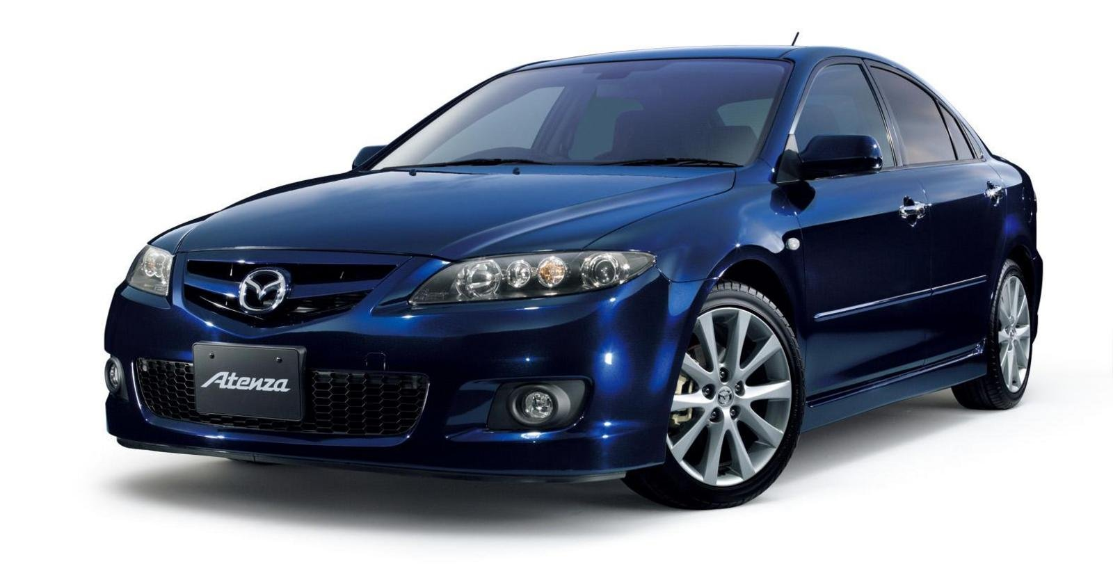 2007 mazda atenza sport review top speed. Black Bedroom Furniture Sets. Home Design Ideas