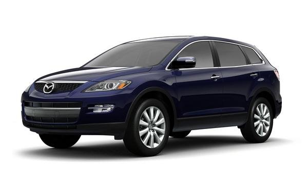 2007 mazda cx 9 suv headed for north america news top speed. Black Bedroom Furniture Sets. Home Design Ideas
