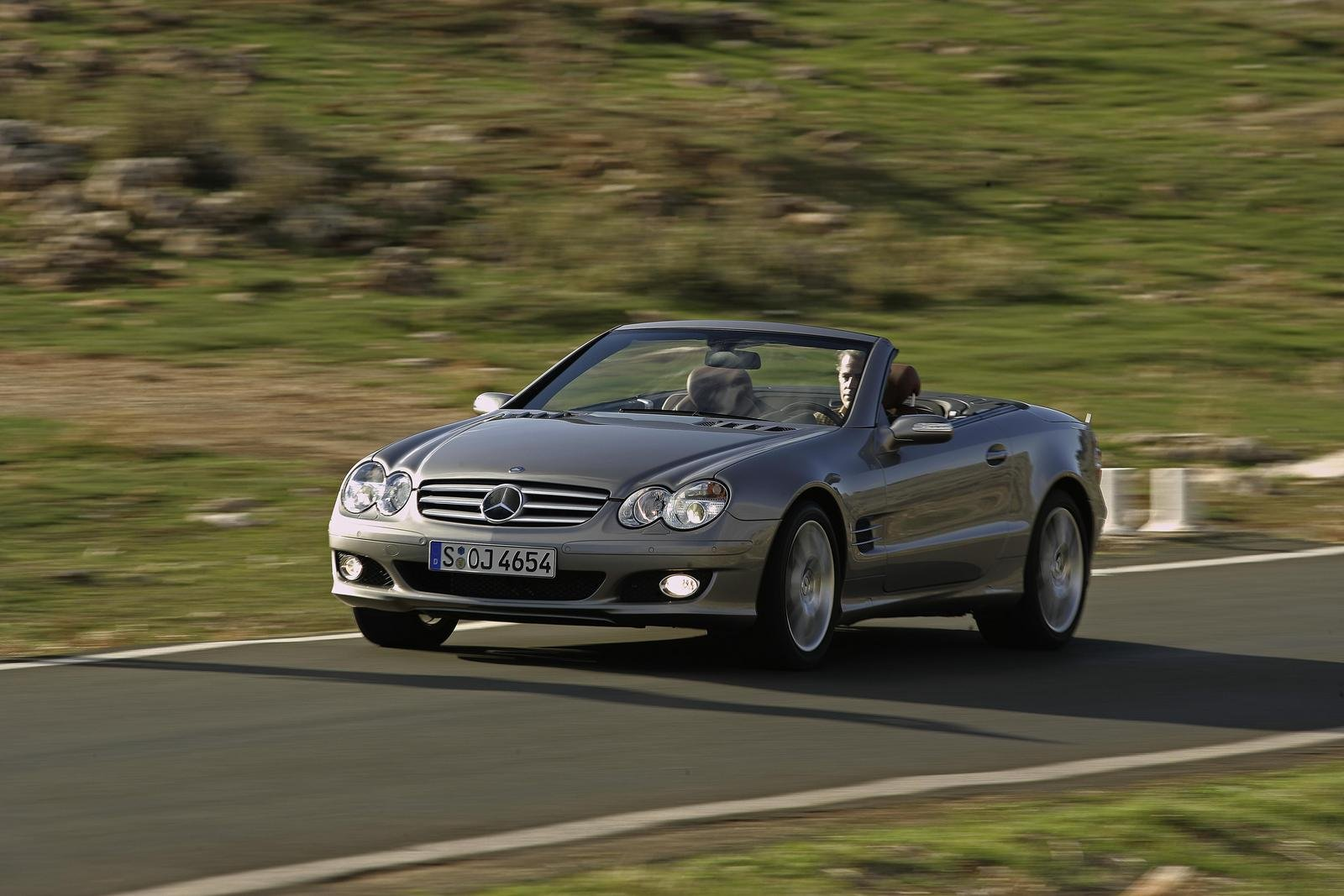 2007 mercedes sl class picture 121389 car review top for 2007 mercedes benz sl500