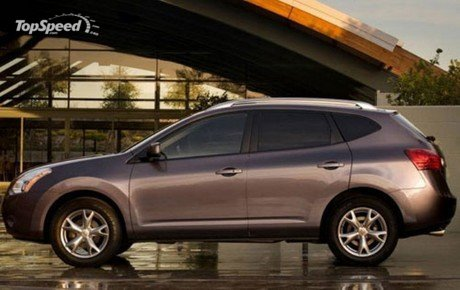2008 Nissan Rogue. The 2008 Nissan Rogue will be