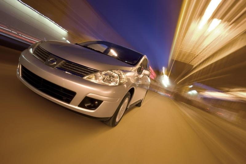 2007 Nissan Versa prices announced