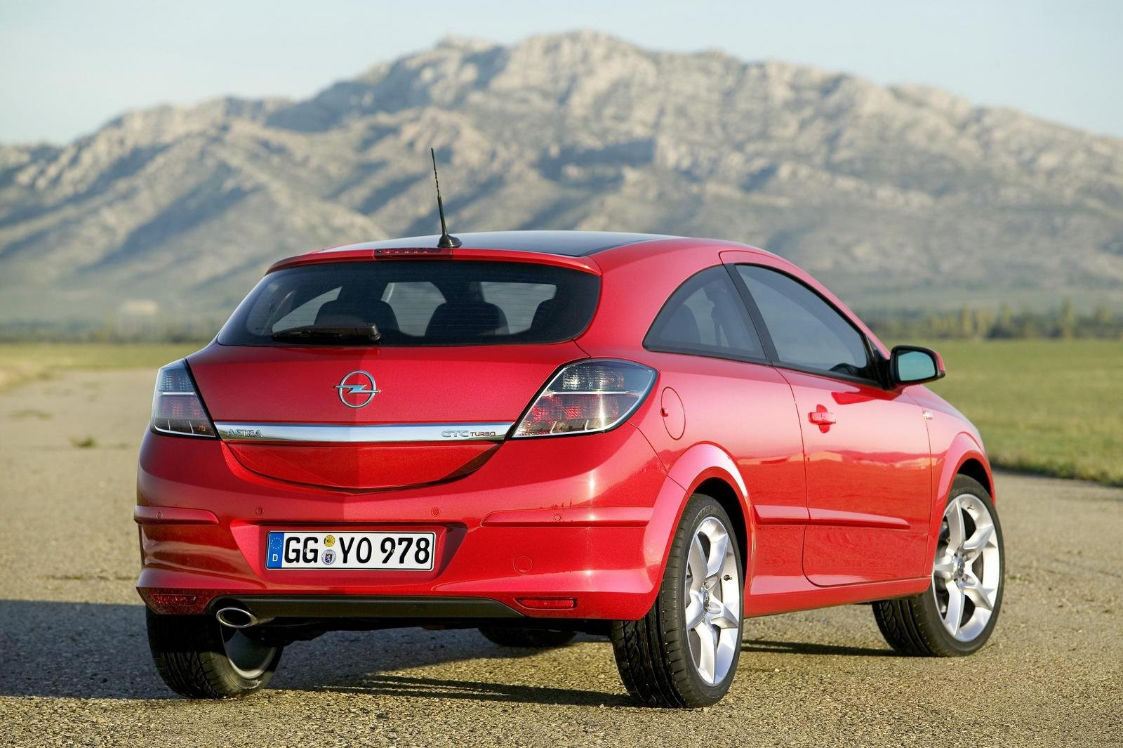 2007 opel astra picture 118619 car review top speed. Black Bedroom Furniture Sets. Home Design Ideas