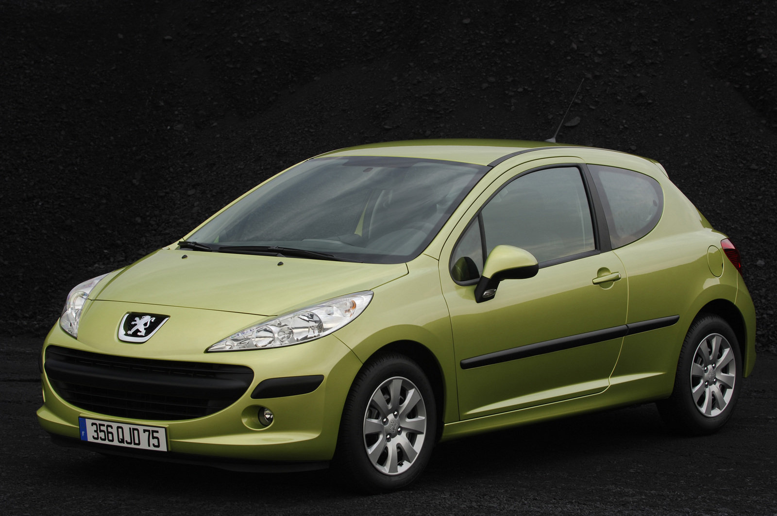 2007 peugeot 207 review top speed. Black Bedroom Furniture Sets. Home Design Ideas