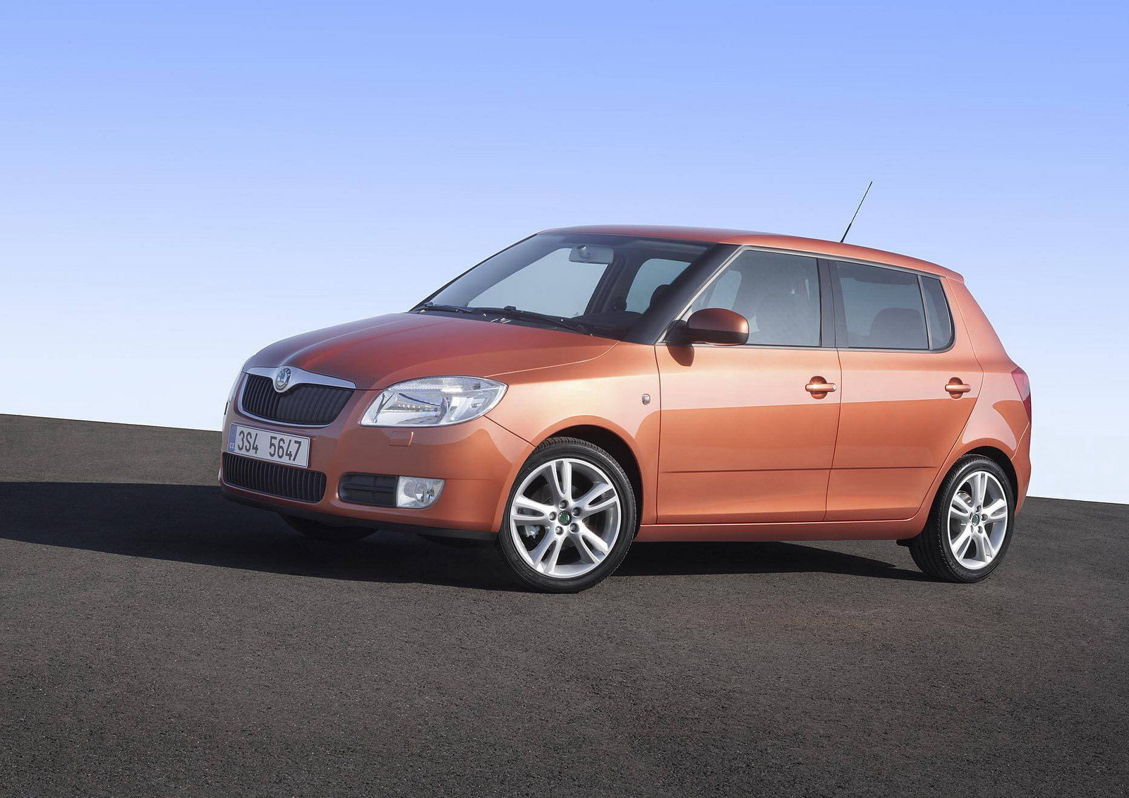 2007 skoda fabia picture 119685 car review top speed. Black Bedroom Furniture Sets. Home Design Ideas