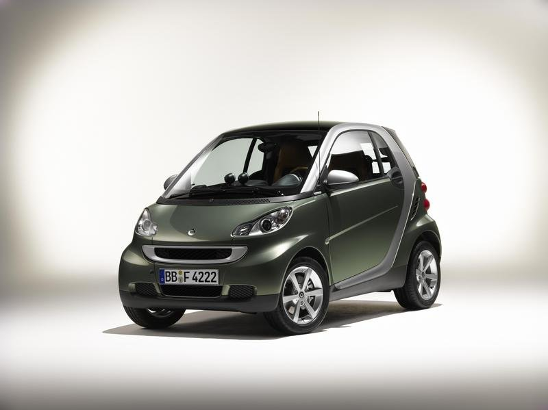2007 Smart Fortwo Edition Limited