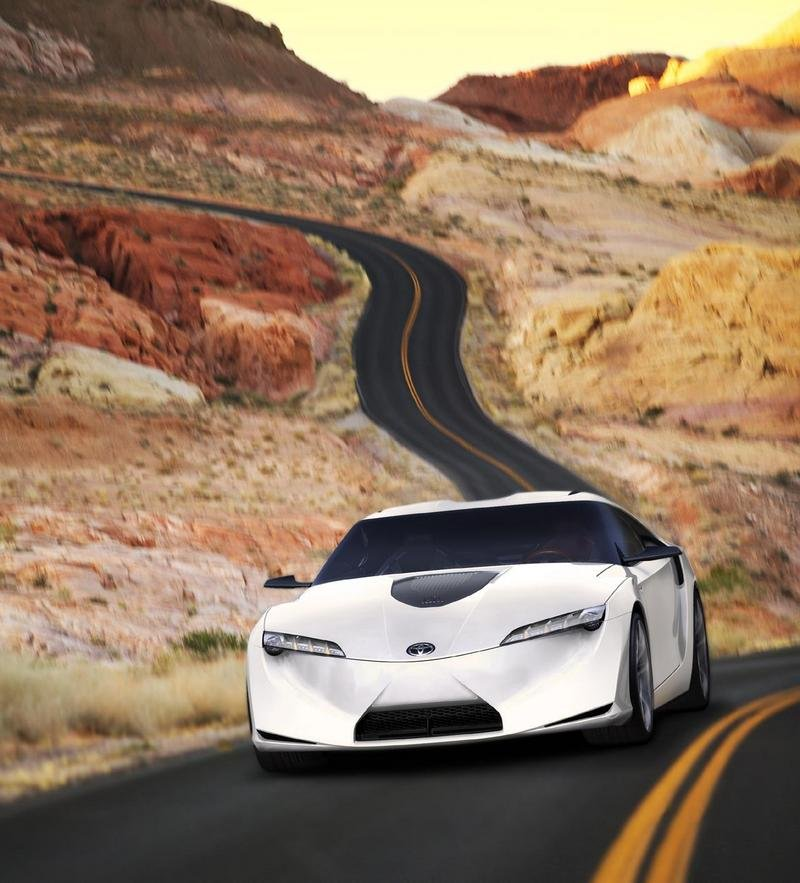 Toyota FT-HS Photos , Pictures (Pics), Wallpapers