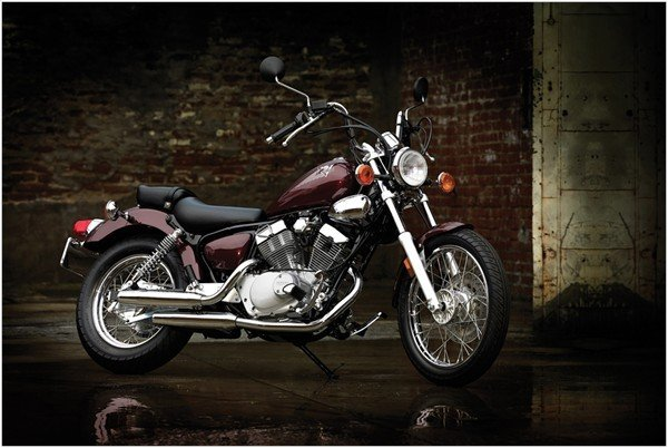 2007 yamaha virago 250 motorcycle review top speed. Black Bedroom Furniture Sets. Home Design Ideas