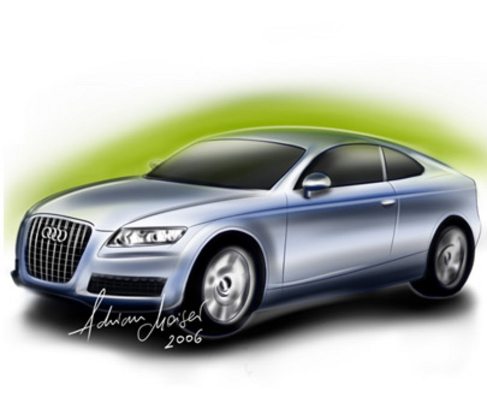 2008 Audi A5 Coupe Review