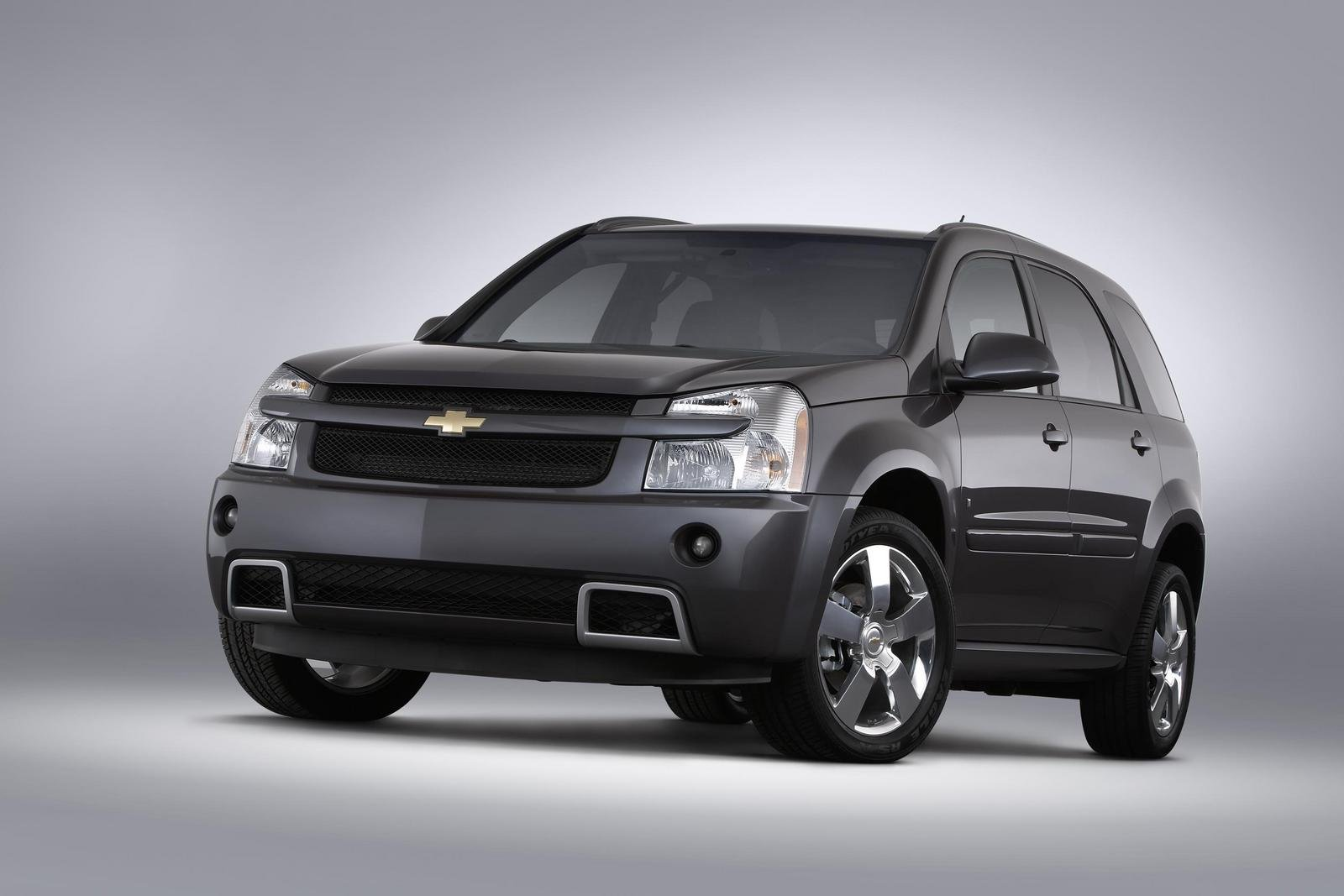 2008 Chevrolet Equinox Sport Review - Top Speed