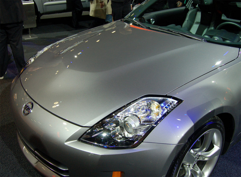 2008 Nissan 350Z - preview in L.A.