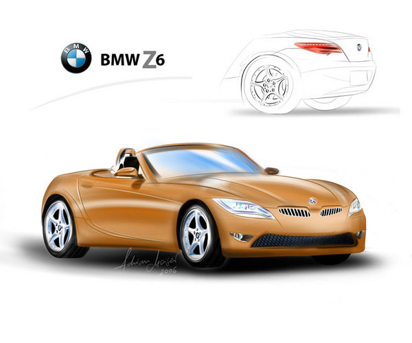 2009 Bmw Z6 Review Top Speed