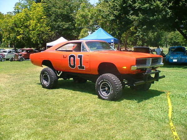 4x4 General Lee Pictures Car News Top Speed