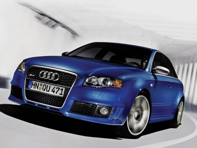 Audi RS4 - Performance Car of the Year