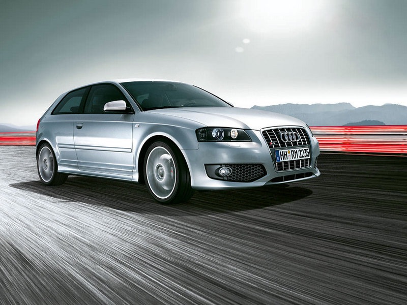 Audi S3's power incresead to 400 hp