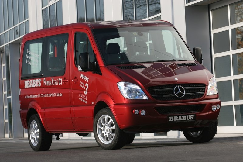 BRABUS Refines the New Mercedes Sprinter