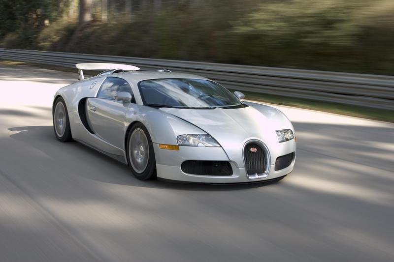"Bugatti Veyron - ""World's Fastest Sports Car"""