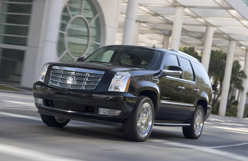 Cadillac Escalade ESV - 2007 Luxury SUV of the Year