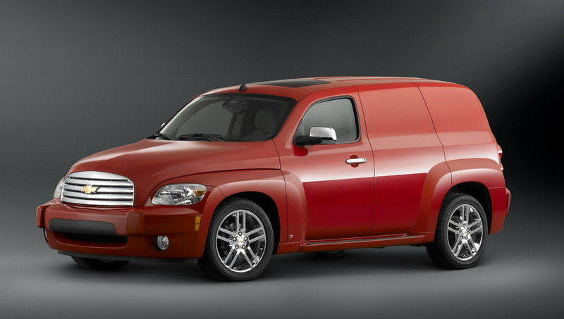 Chevrolet HHR Panel price announced