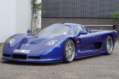 First Mosler MT900S delivered to George Lucas
