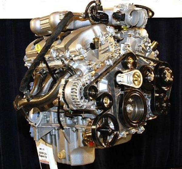 Ford U0026 39 S Duratec V6 Engine Among  U0026quot Ward U0026 39 S 10 Best Engines