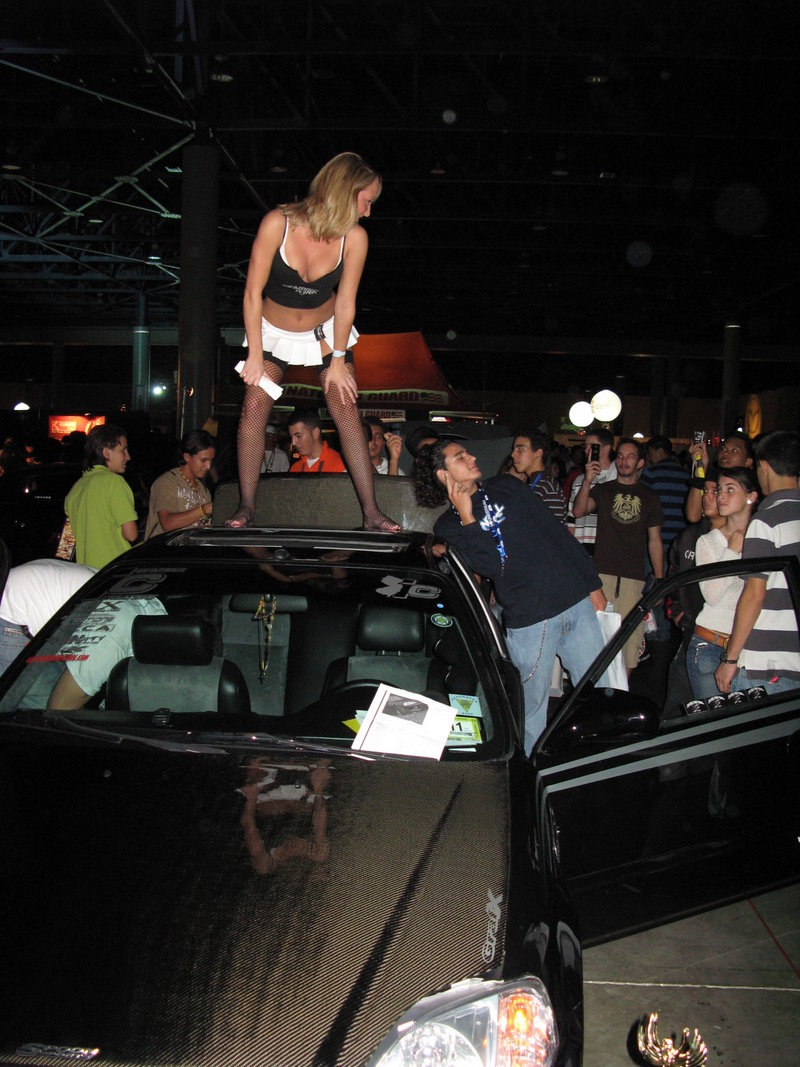 Hot Import Night Girls - Miami