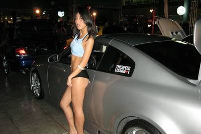 Hot Import Night Miami - the cars...