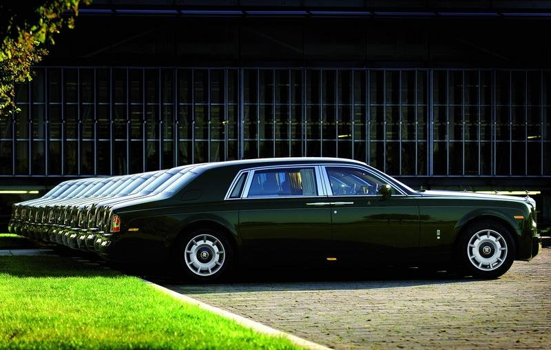 Largest single order ever for the RR Phantom - image 120810