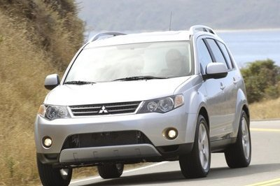 Mitsubishi Outlander production begins