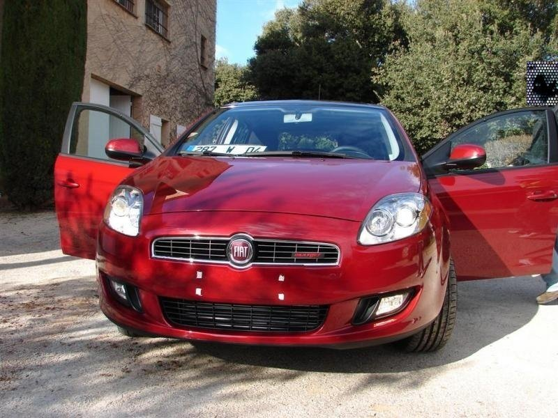 New pics with Fiat Bravo