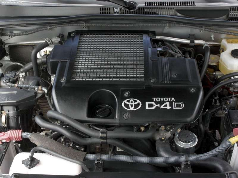 Toyota is cleaning the engines