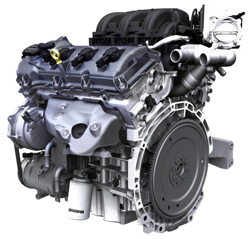 Ford's Duratec 35 Engine (V6 3.5)