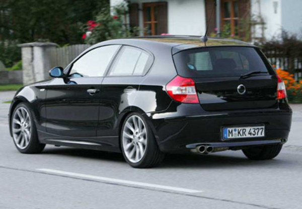 2007 bmw 1 series 3door and facelift car review top speed. Black Bedroom Furniture Sets. Home Design Ideas
