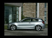 BMW 1-series 3door and facelift