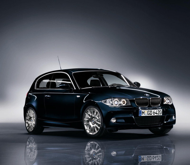 2007 BMW 1-Series with attractive Limited Sport Edition