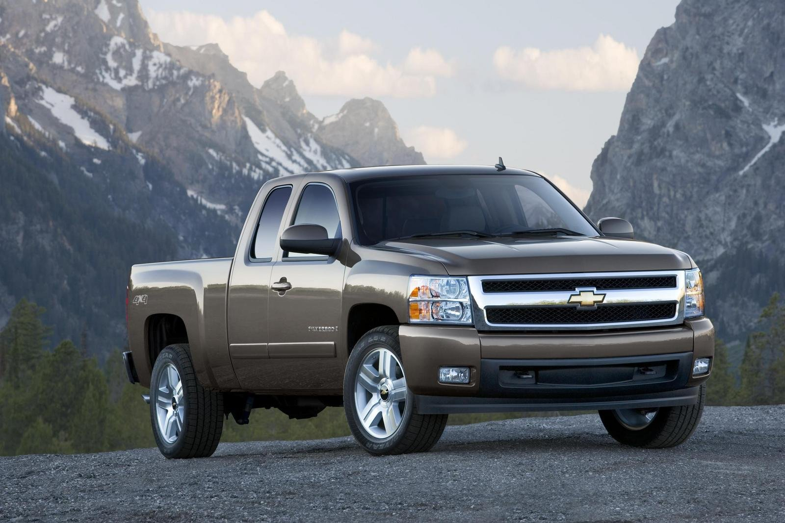 2007 chevy silverado truck of the year picture 125598 car news top speed. Black Bedroom Furniture Sets. Home Design Ideas