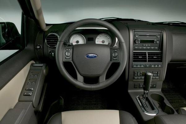 2007 Ford Explorer Sport Trac Car Review Top Speed