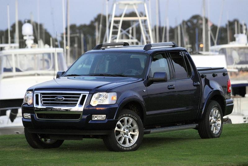 2007 Ford Explorer Sport Trac - image 139981