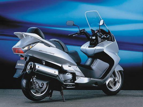 2007 honda silver wing motorcycle review top speed. Black Bedroom Furniture Sets. Home Design Ideas