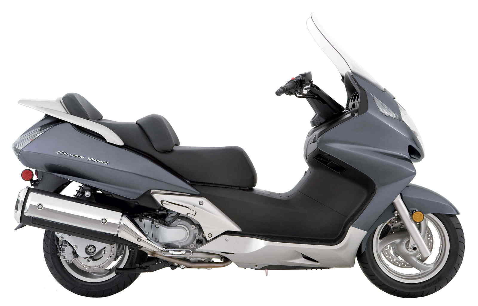 2007 honda silver wing review top speed. Black Bedroom Furniture Sets. Home Design Ideas