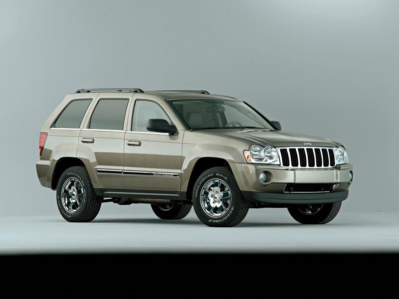 2007 Jeep Grand Cherokee CRD pricing announced - image 141313