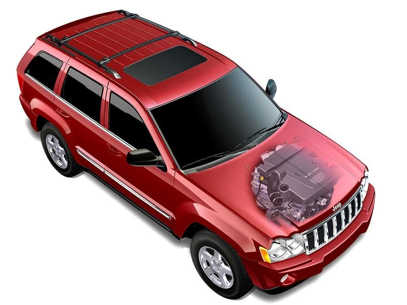 2007 Jeep Grand Cherokee CRD pricing announced - image 141311
