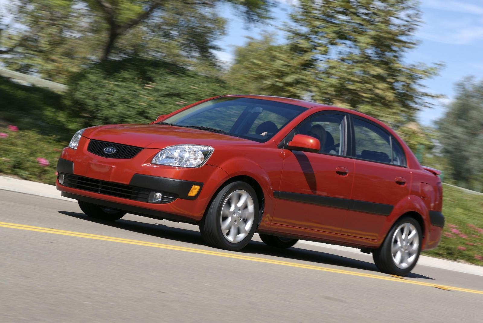 2007 kia rio review top speed. Black Bedroom Furniture Sets. Home Design Ideas
